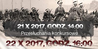 XI Festiwal Piosenki Żołnierskiej o Złoty Buzdygan Kosakowo 2017